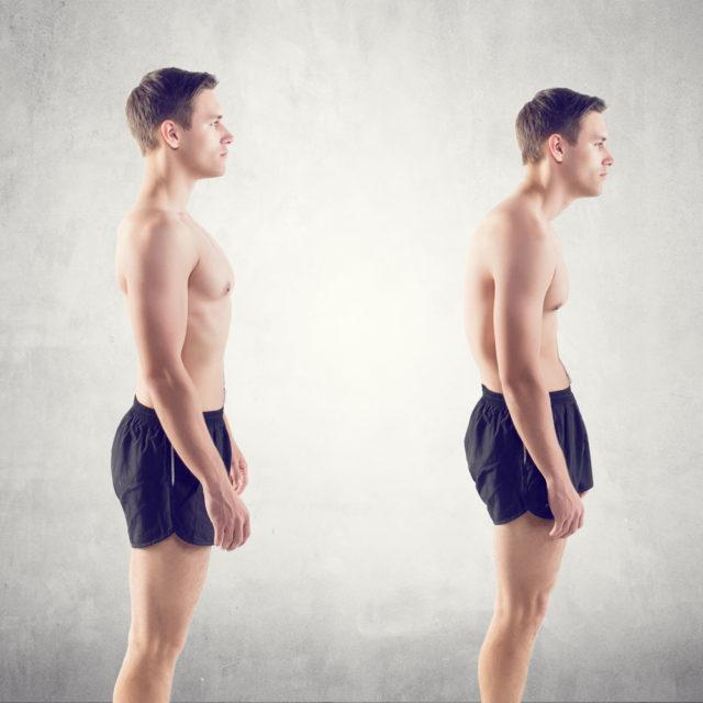 Боль в нижней части спины уменьшается после физических упражнений и возобновляется в покое