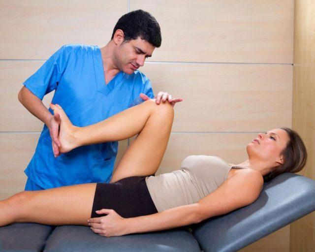 Не исключено, что определенные движения из лечебного комплекса вам не показаны, или в настоящее время на данном этапе лечения их выполнение может причинить вред