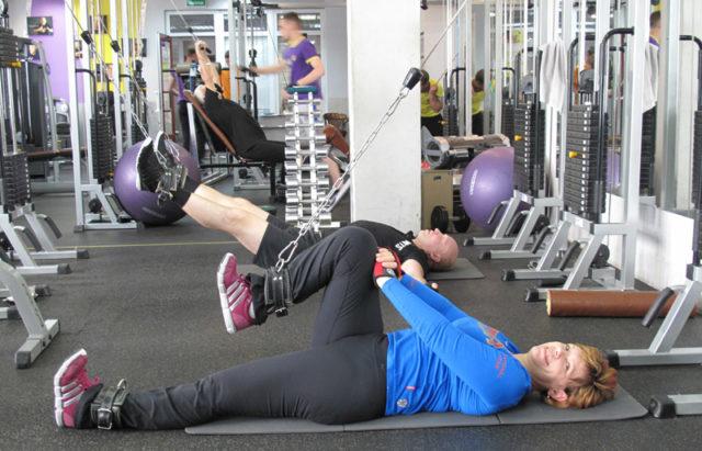 Упражнения необходимо выполнять регулярно