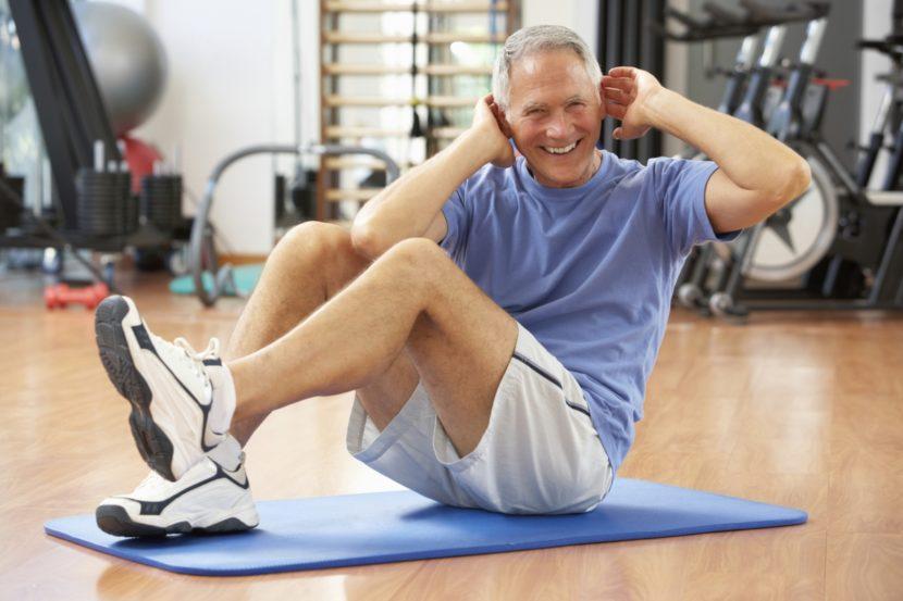 ЛФК, упражнения и зарядка при ревматоидном артрите