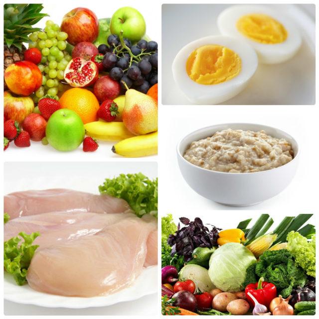 Похудение Специальное Питание. Полный список продуктов для похудения