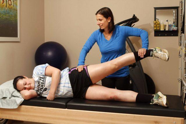 Это лечебная физкультура, массаж и физиотерапия