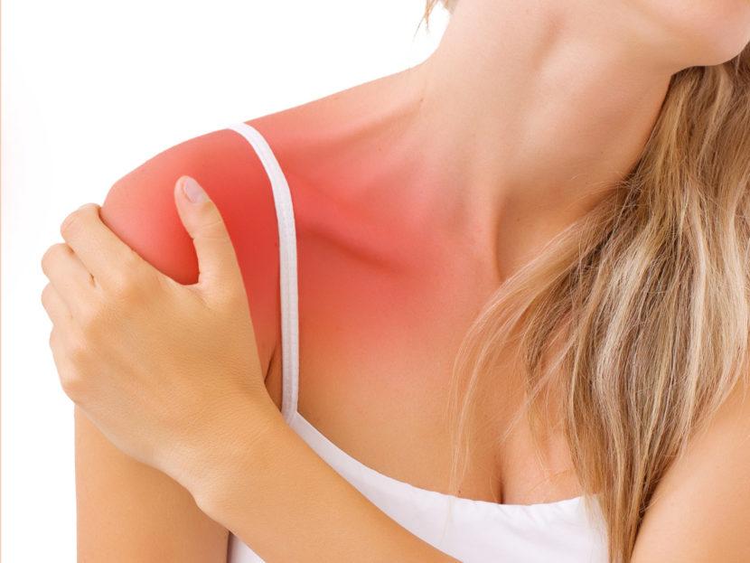 Как лечить плечевой сустав в домашних условиях