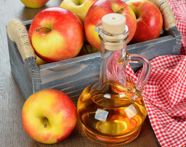 Можно использовать яблочный уксус для коипрессов