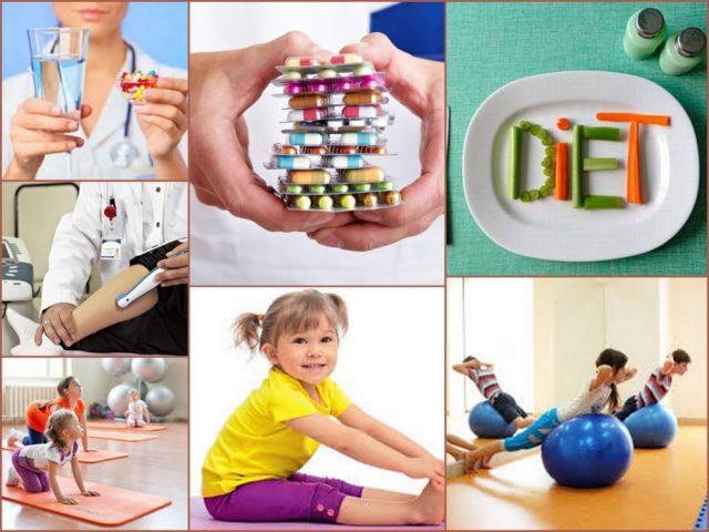 Курс лечебной физкультуры – направлен на восстановление подвижности в суставе