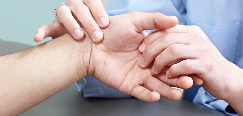Лечение ризартроза большого пальца руки