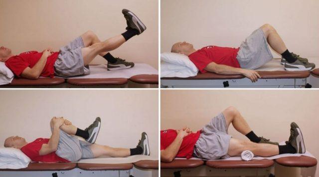 Укрепляется мышечный корсет, что снимает часть нагрузки с суставов и позвоночника