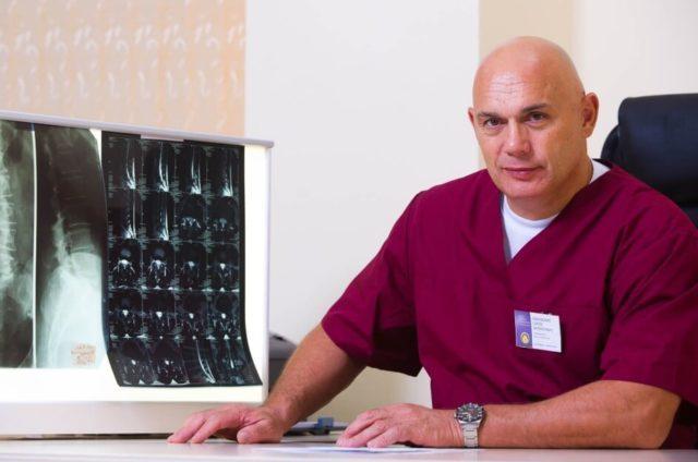 По образованию врач, доктор медицинских наук, профессор
