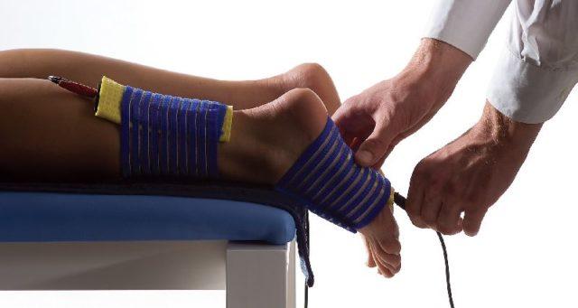Такое лечение деформирующего артроза стопы улучшает кровообращение и микроциркуляцию тканей, двигательную активность