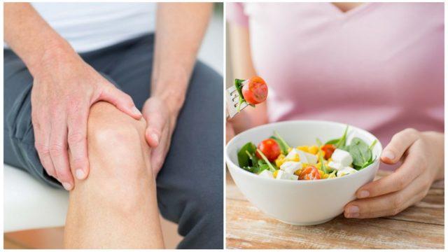 Эффективная диета при артрозе должна способствовать снижению избыточного веса тела, при этом полностью обеспечивая организм всеми необходимыми веществами