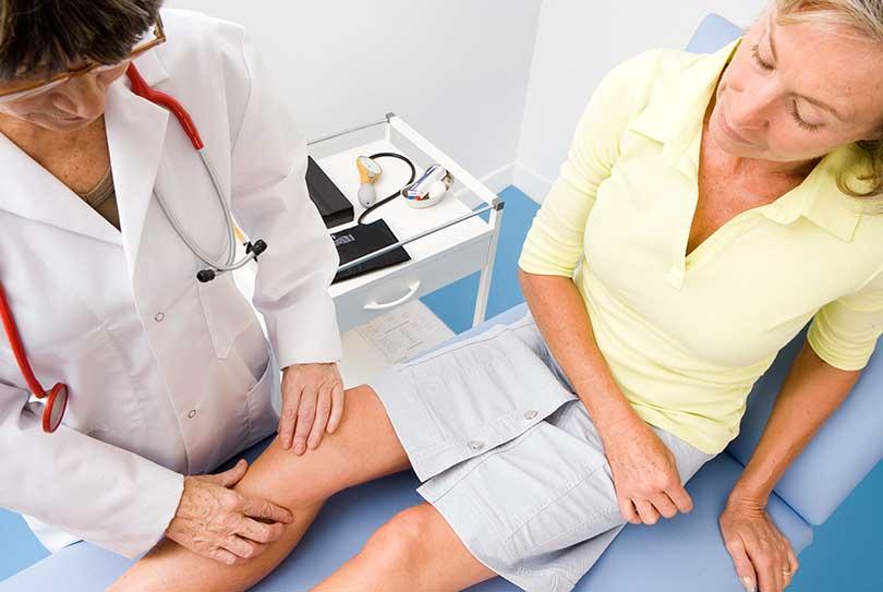 Генерализованный остеоартроз — Суставы