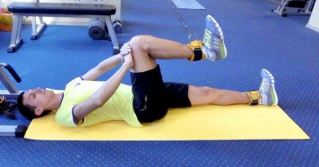 Гимнастику следует проводить ежедневно, продолжая занятия и после улучшения состояния