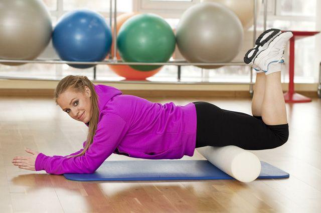 Чередуйте физические нагрузки с отдыхом