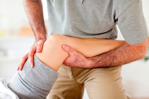 От тяжести протекания артроза зависит длительность мануальных упражнений