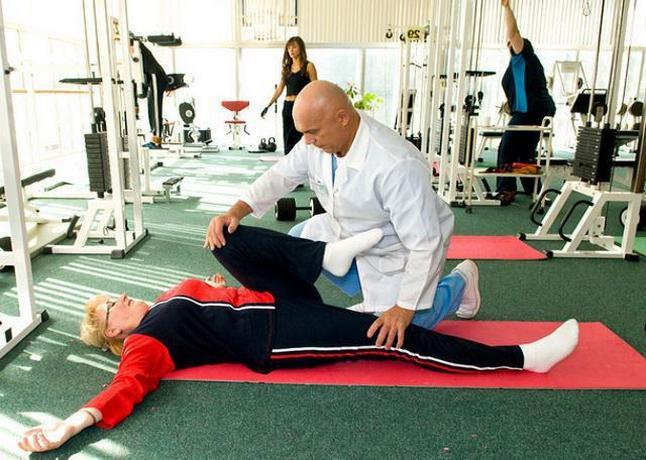 Остановить негативные изменения суставных соединений помогут умеренные физические нагрузки