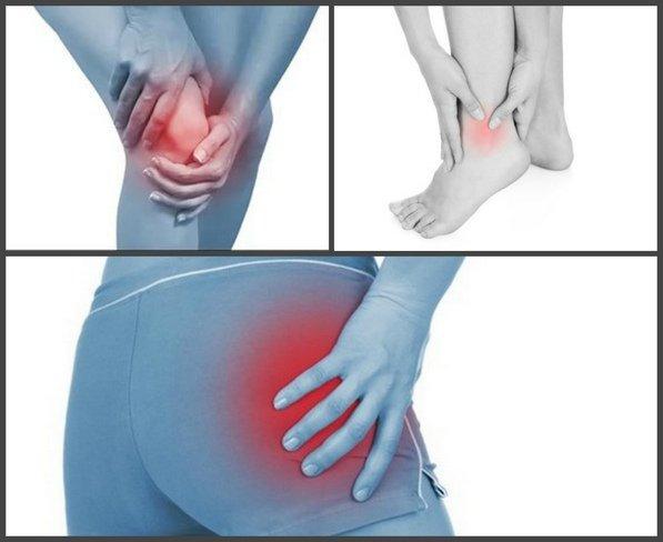 Судя по внешним признакам, началом заболевания служит повышение температуры и ноющие ощущения в суставах