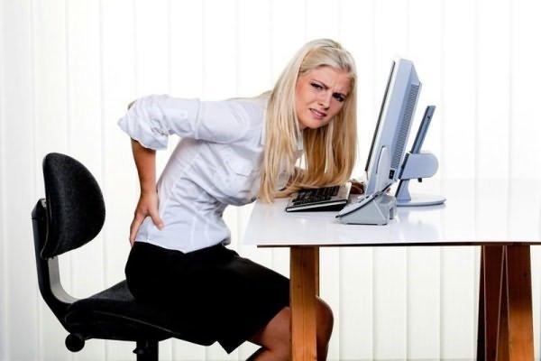 Кроме этого факторами развития спондилоартроза позвоночника могут являться: сидячий и малоактивный образ жизни