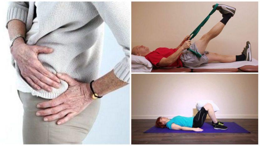 Упражнения при артрозе тазобедренного сустава: как правильно делать гимнастику в домашних условиях, комплекс упражнений на начальных стадиях