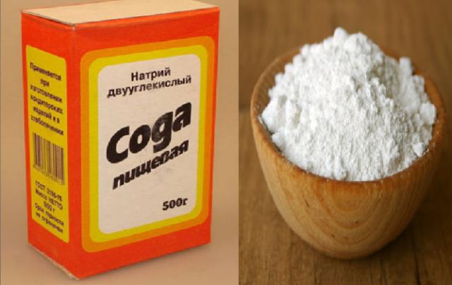 Распространенные методы, применяющиеся для лечения подагры при помощи соды