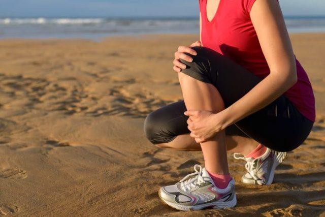 Супрапателлярный бурсит коленного сустава - симптомы и методы лечения
